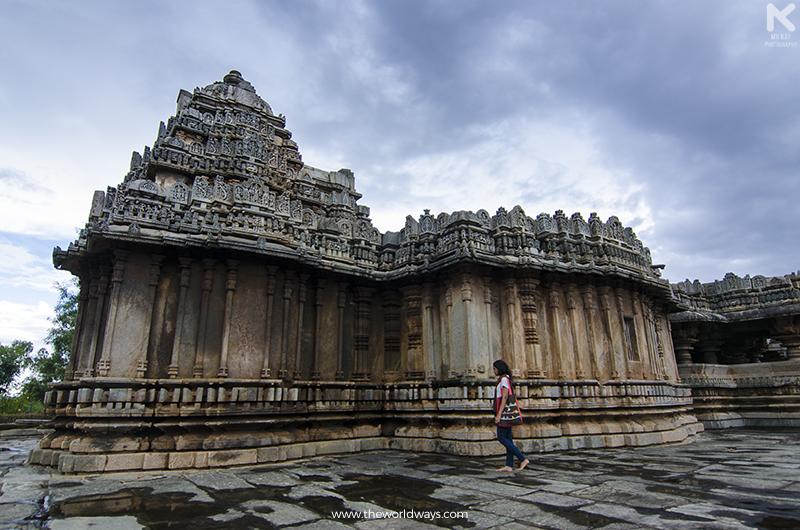 Veera Narayana Temple, Belavadi - the place where Bheema killed the demon Bakasura