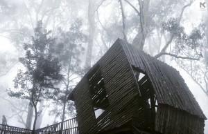 Misty Nandi Hills, Bangalore