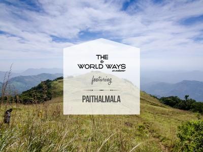 The Paithalmala Ways
