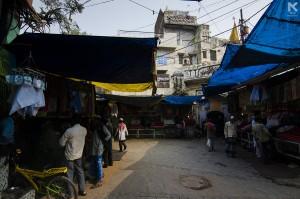 Lanes of Nizamuddin Dargah - The Himachal Pradesh Ways