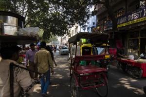 Streets of Paharganj - The Himachal Pradesh Ways