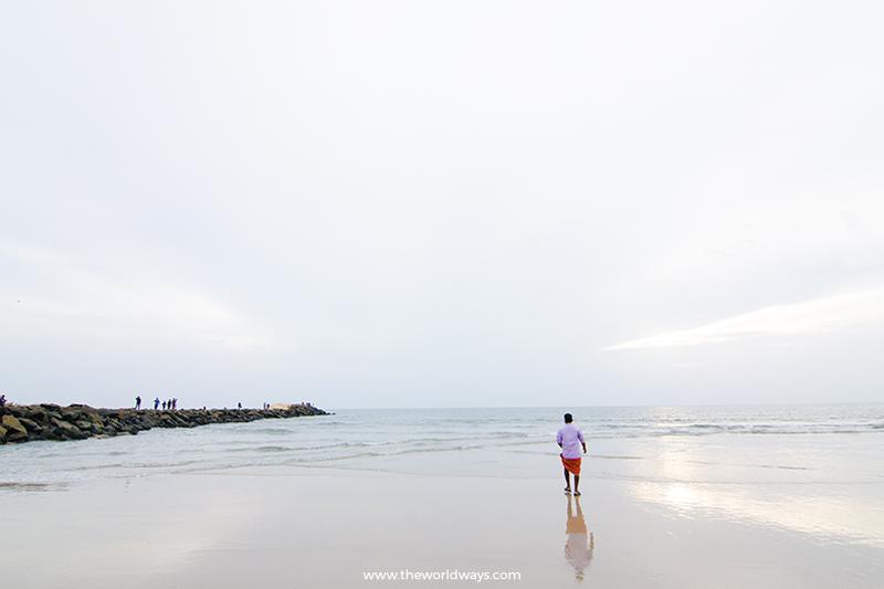 Chethy Beach at Alappuzha