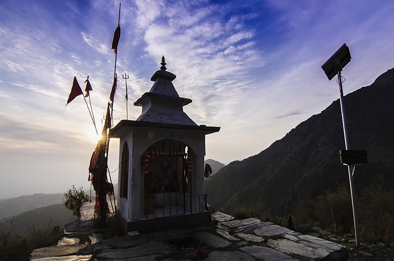 Trek to Latte Matha Temple, Mcleod Ganj