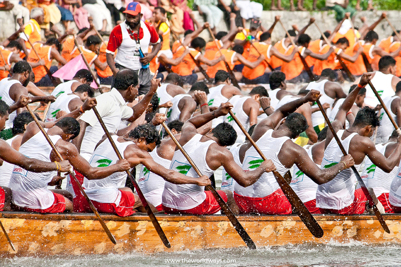 Nehru Trophy Boat Race at Alappuzha