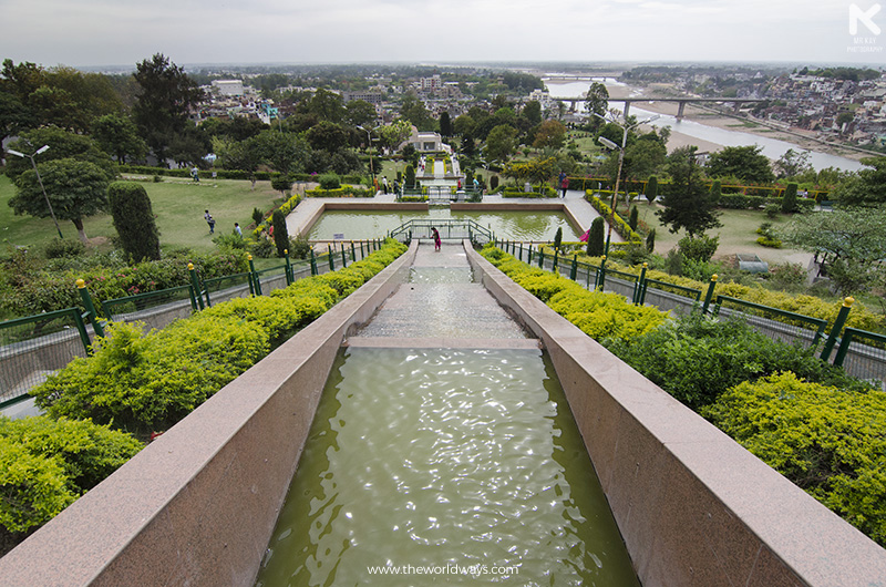Bagh-E-Bahu Park at Jammu