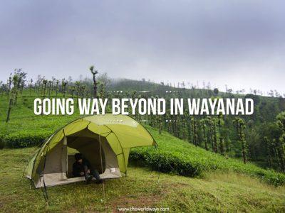 Going Way Beyond In Wayanad