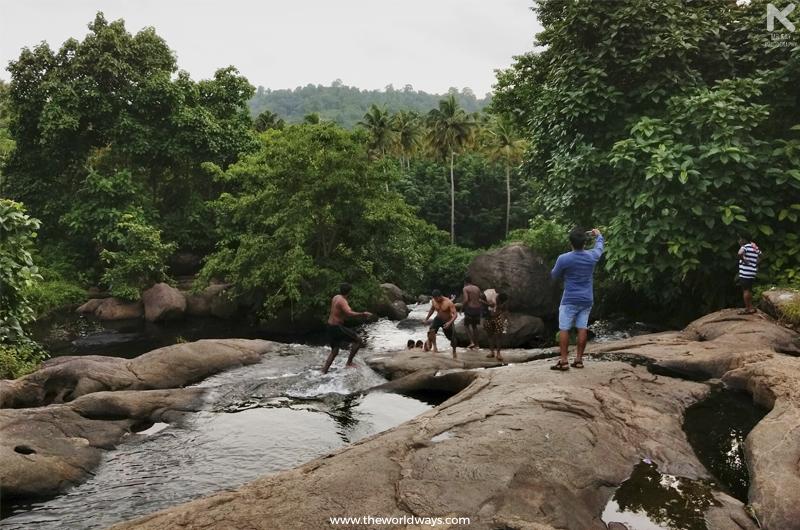 Olakkayam Falls En Route Marottichaal Waterfalls
