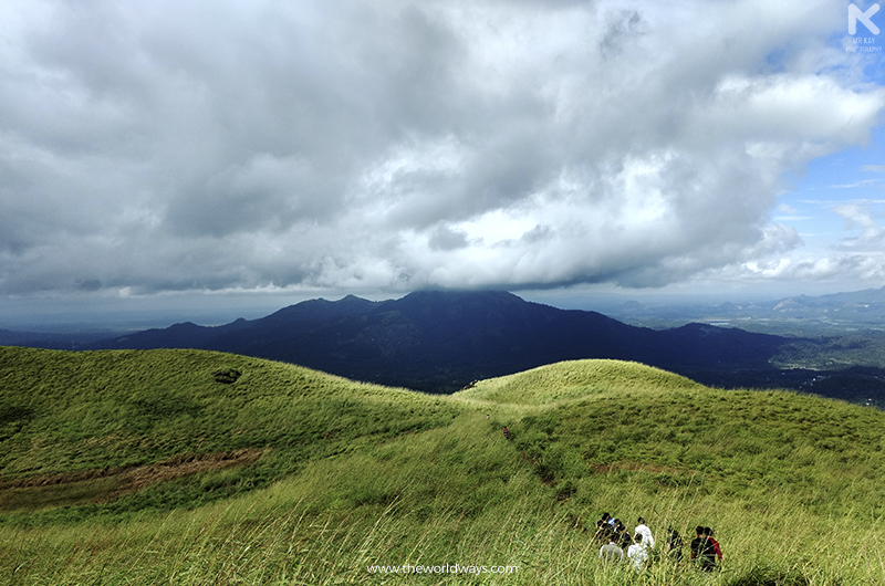 Trekking to Chembra Peak in Wayanad
