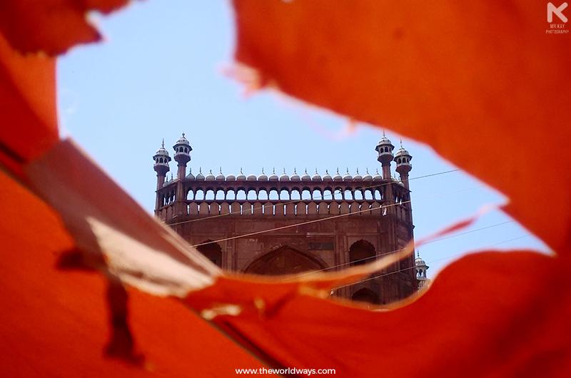 Jama Masjid at Delhi