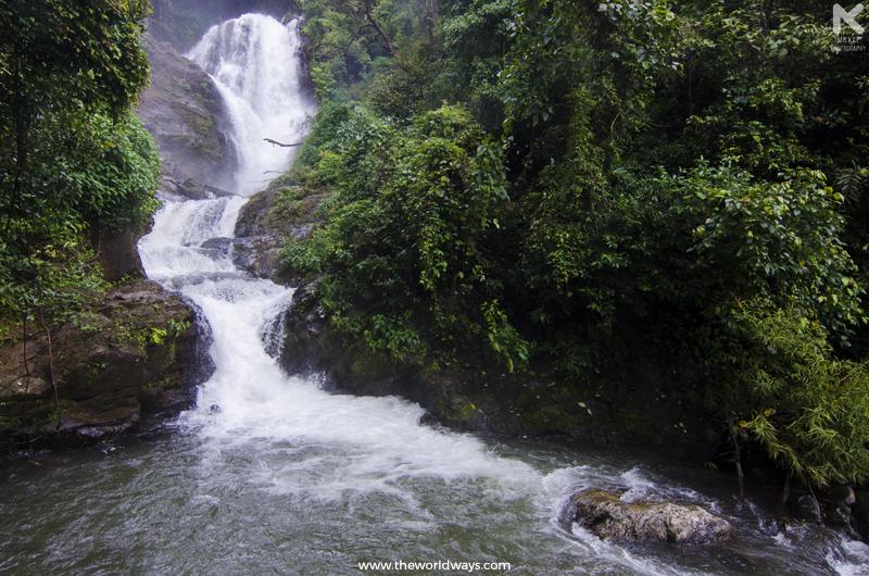 Vibhuti Falls at Gokarna