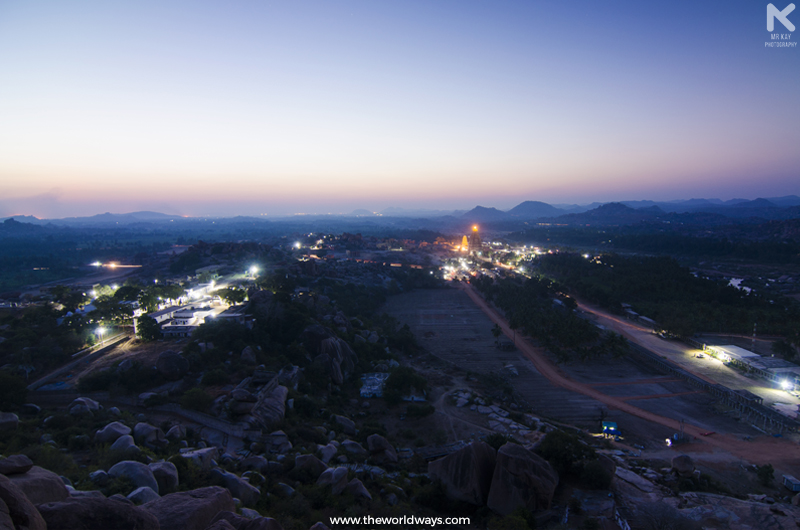 Hampi acquiring Night Life