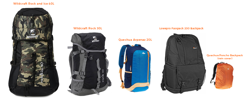 Rucksacks, Daypack & Camera Backpack