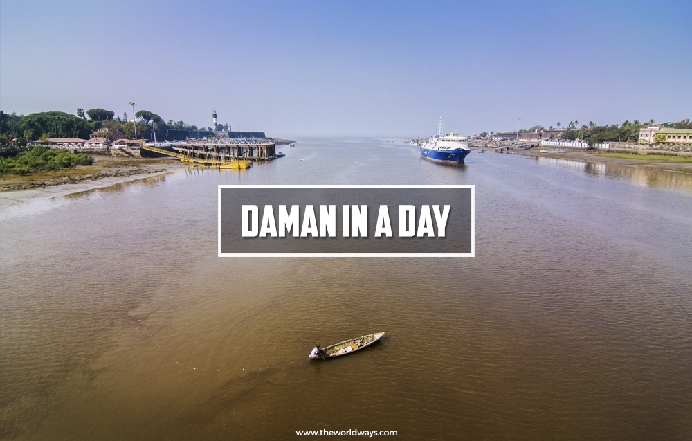 Daman In A Day